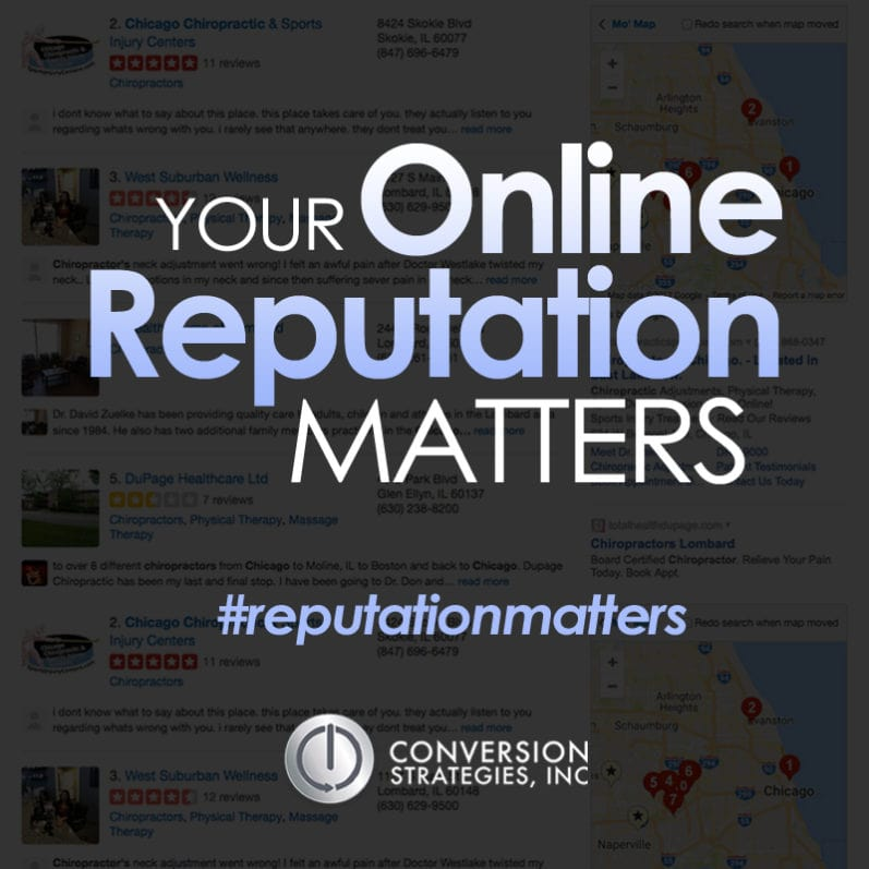 online reputation crisis - your reputation matters